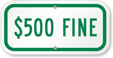 $500 Fine Sign  No Parking Fine Signs, Sku K8746. Llc Registration California Credit Card Fast. Top Schools For Political Science Majors. Inalfa Roof Systems Inc Plumber In Chicago Il. Newark School Of The Arts Dallas Data Center. It Support Jobs From Home Online Law Degrees. Current Credit Card Rates Cornish Art School. Setting Up An Llc In Wisconsin. Ssp Insurance Software Pros And Cons Of Lasik