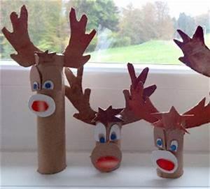 Renne En Carton : 1000 ideas about bricolage pere noel on pinterest natal p re no l and christmas ~ Melissatoandfro.com Idées de Décoration