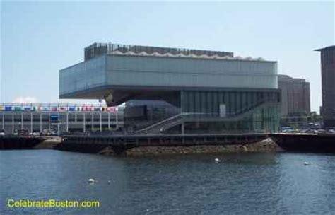 institute of contemporary ica boston located in the seaport district