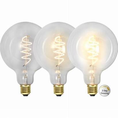 Led Lamp E27 Step Glob 125mm G125