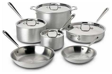 kitchen supply store kalamazoo westnedge  clad copper core  pc cookware set flipkart