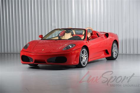 Price Of F430 by 2005 F430 Spider Spider