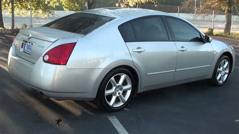 For Sale 2006 Nissan Maxima 3.5 Se!!! Leather!! Stk