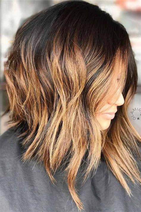 nouvelle tendance coiffures pour femme   coupe