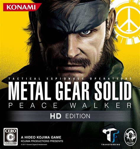 Metal Gear Solid Peace Walker Game Giant Bomb