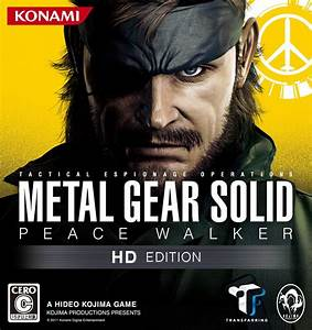 Metal Gear Solid: Peace Walker (Game) - Giant Bomb