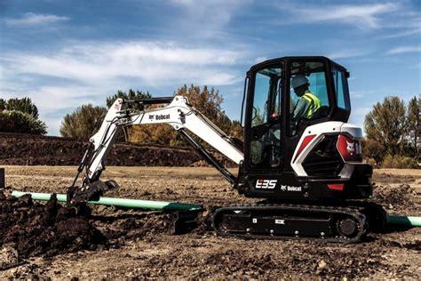 bobcat  compact excavator long arm  sale    wy bobcat   rockies