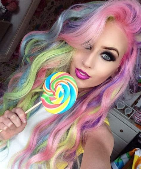 40 Amazing Ideas for Mermaid Hair   My New Hairstyles