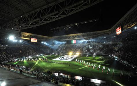 stadium guide juventus stadium