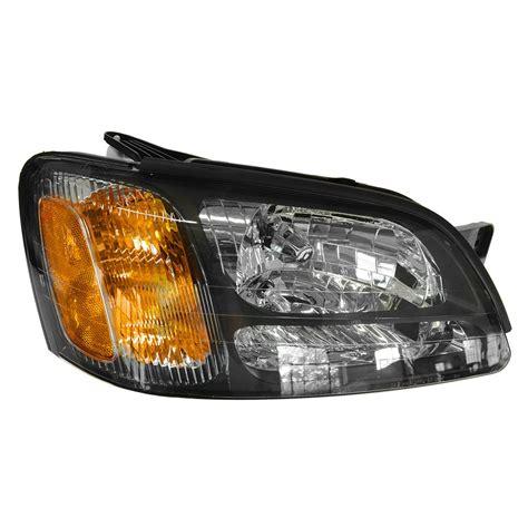 headlight headl passenger side right rh for subaru