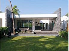 Single Story Modern House Design Plans Single Story