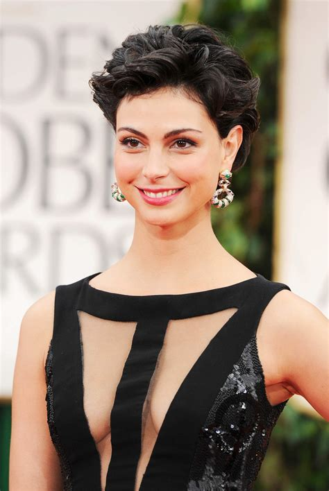 Morena Baccarin – FOX's 2012 Golden Globe Award Nominees After Party (2012-01-15 ...