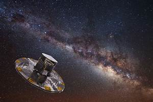 Vía Láctea: Este es el primer mapa completo de la galaxia