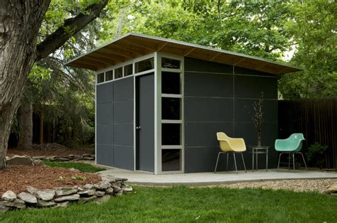 Build Your Own Backyard Sheds & Studios
