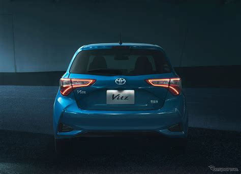 toyota vitz  facelift launched features specsprice