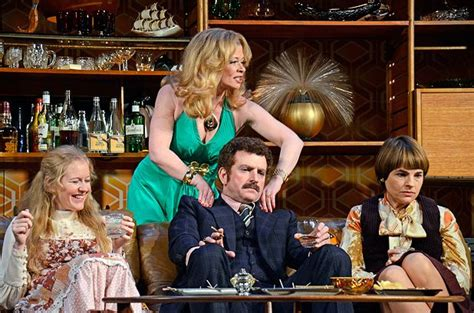 production  mike leigh play abigails party tours uk