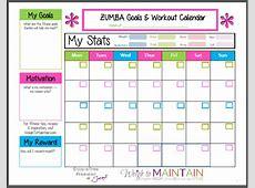 Weight Loss Calendar 7 msdoti69