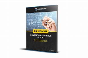 Pe Exam Study Materials  The Ultimate Equation Reference