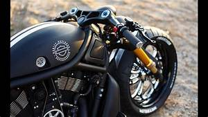 Harley V Rod : harley davidson v rod custom muscle youtube ~ Maxctalentgroup.com Avis de Voitures