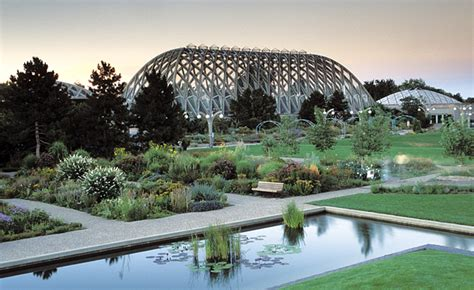 Kansas City Botanical Garden by At Denver Botanic Gardens It S All About Ambiance