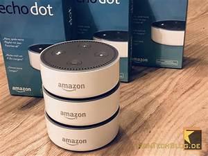 Amazon Echo Erfahrung : verlosung 3x amazon echo dot gewinner stehen fest ~ Lizthompson.info Haus und Dekorationen