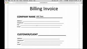 Make an invoice invoice design inspiration for Making invoices on word