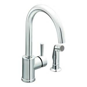 moen kitchen faucet review faucet 7106 in chrome by moen