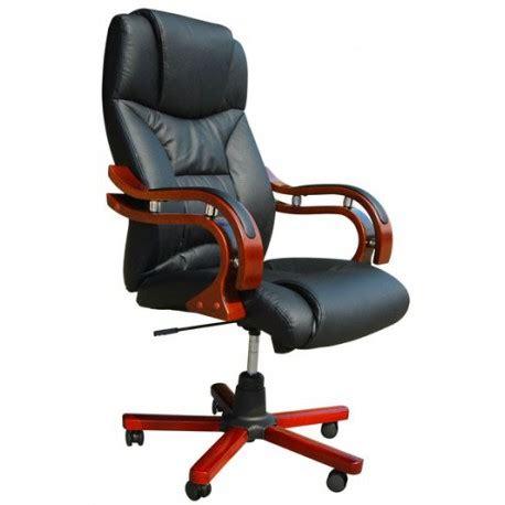 fauteuil de bureau cuir fauteuil de bureau design en cuir noir en promotion pas cher