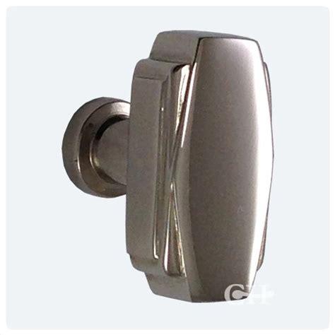 deco kitchen cabinet hardware deco cupboard door knobs in chrome or nickel kitchen 7508