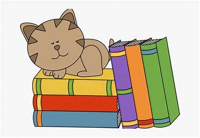 Stack Books Clipart Clip Childrens Transparent Swap