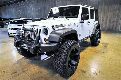 sick jeep rubicon 2014 jeep wrangler unlimited rubicon 6 4l hemi 4 5in lift