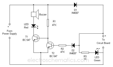 Short Circuit Indicator