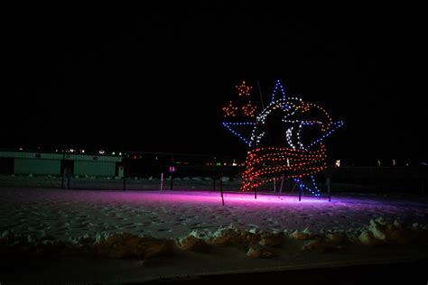 photos gift of lights at nhms