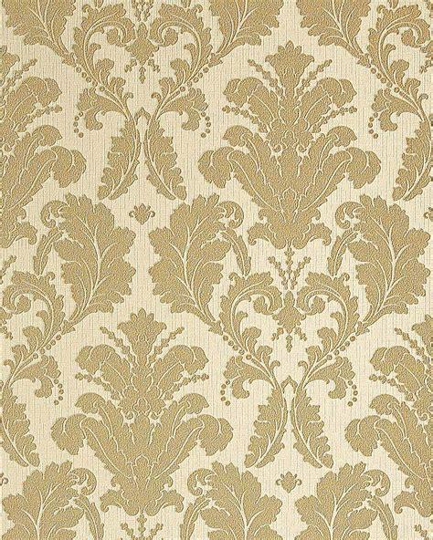 edem 752 30 wallpaper neo baroque white opal light beige with gold shade ebay