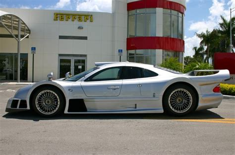 mercedes benz clk gtr amg  sale top speed