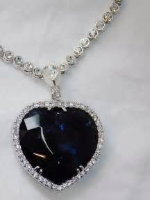 Heart of the Ocean Necklace From Titanic