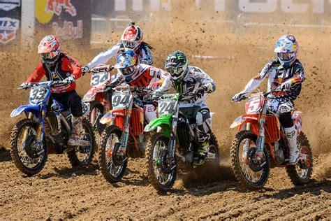 lucas oil pro motocross 2014 2015 lucas oil pro motocross calendar confirmed