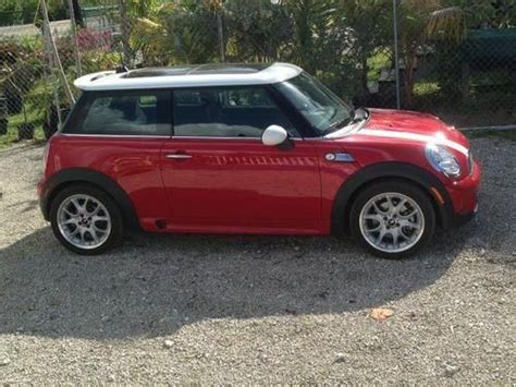 Buy Used 2007 Mini Cooper S (hatchback 2-dr) In Key West