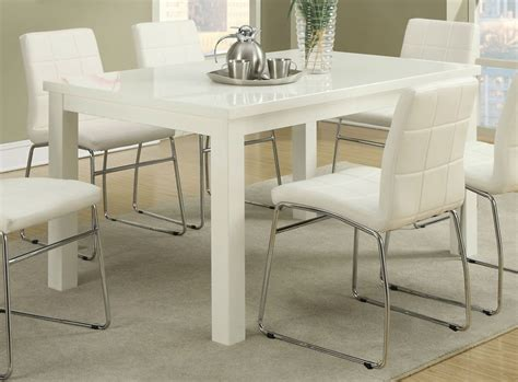 white wood dining poundex f2407 white wood dining table a sofa