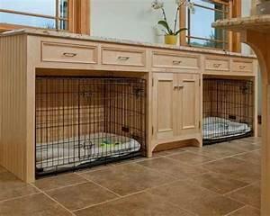 17 best ideas about dog kennel designs on pinterest dog for Big indoor dog kennels