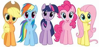 Ponies Friendship Magic Friends Let Meet