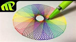 Spirograph, Art, Designs, -, By, Mahesh, Pendam