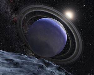 Exoplanet, Artwork Photograph by Nasa