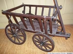Bollerwagen Aus Holz : kleiner alter holz handwagen leiterwagen bollerwagen ebay ~ Yasmunasinghe.com Haus und Dekorationen