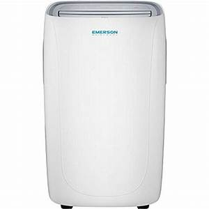 Emerson Quiet Kool Eapc8rd1 Portable Air Conditioner With