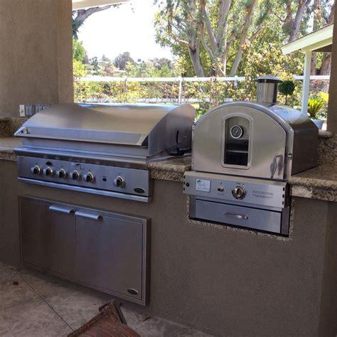 outdoor propane burner pacific living outdoor propane stainless steel built in