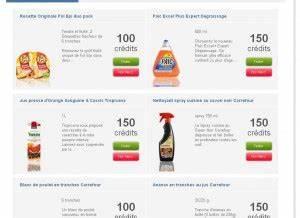 Credit Carrefour Avis : des produits gratuits chez carrefour en echange de son avis bons plans et astuces ~ Medecine-chirurgie-esthetiques.com Avis de Voitures