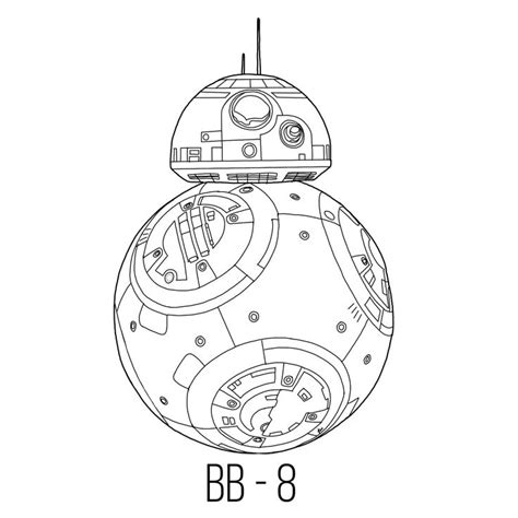 Bb8 Kleurplaat by 26 Best Images About Colouring On Coloring