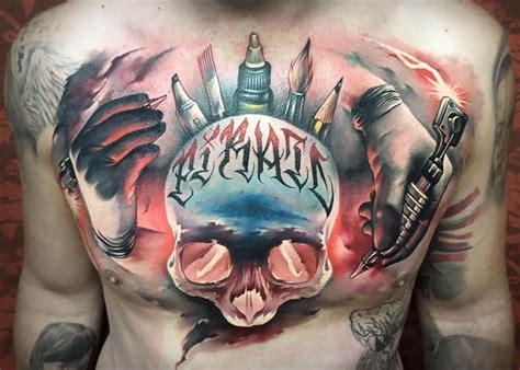 Best Skull Tattoos For Men Cool Designs Ideas