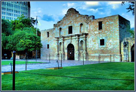 The Alamo Hdr By Tthealer56 On Deviantart